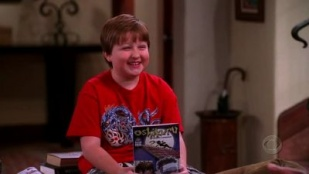 Two and a Half Men 02x10 : The Salmon Under My Sweater- Seriesaddict